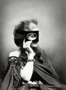 La condesa de Castiglione - Virginia Oldoni -a