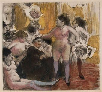 l. La_maison_tellier. Degas
