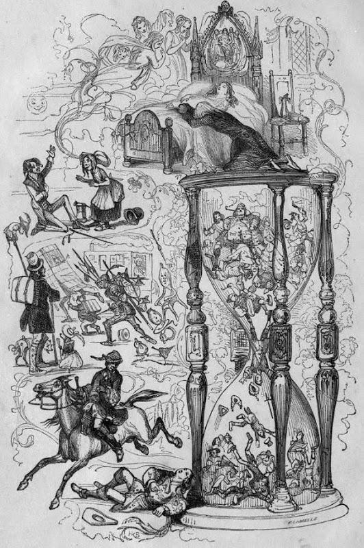 Phiz Master Humphrey´s clok 1840-41