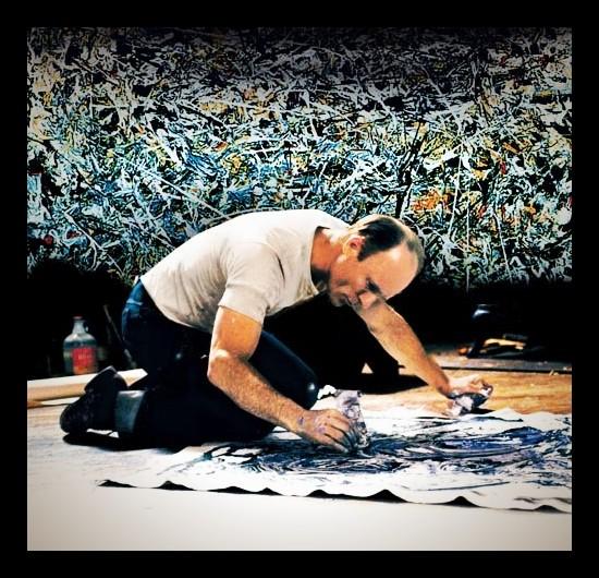 Ed Harris en Pollock, la vida de un creador