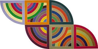 Frank Stella, Arran II, 1967