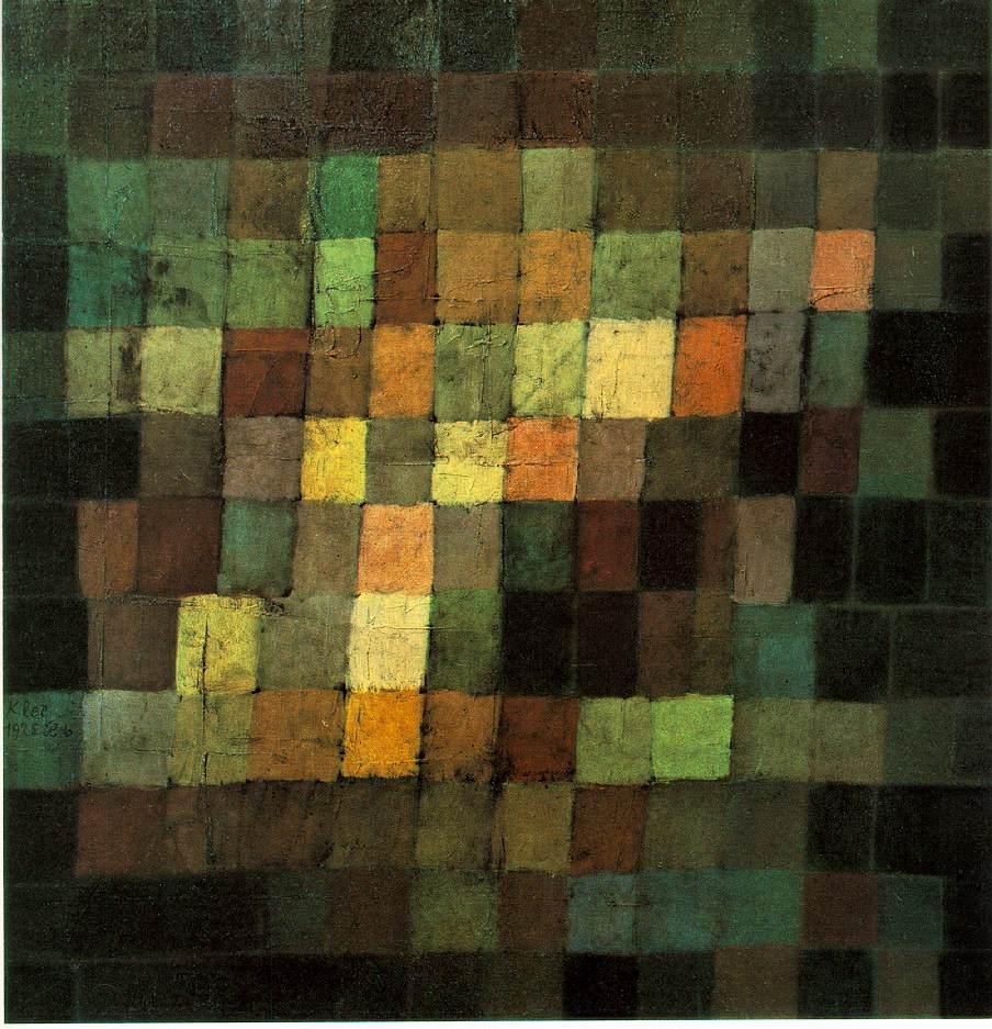 Paul Klee, Ancient Sound, 1925