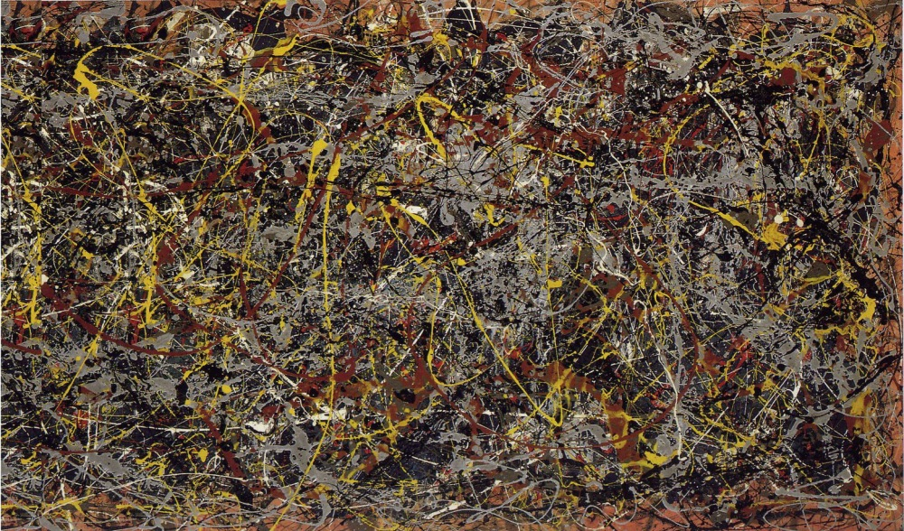 Pollock, Number 5