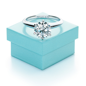 Anillo  Tiffany Setting