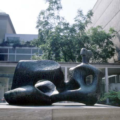 UNESCO Figura reclinada 1957